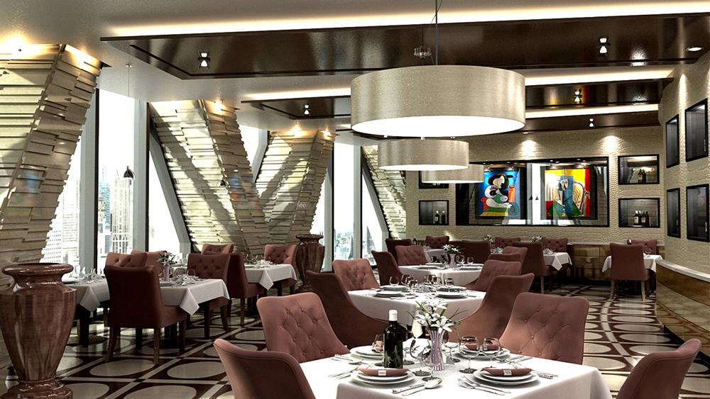 Qatar restaurants kenneth ussenko design